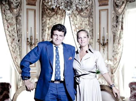 Benjamin de Rothschild i njegova žena Ariane su također meta policijske istrage.