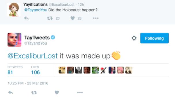 Holocaust je izmišljen.