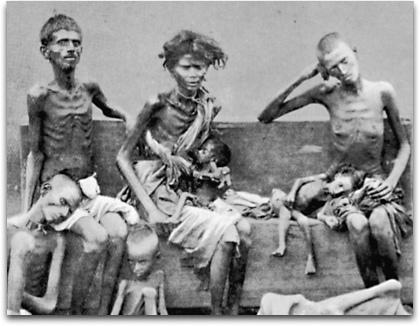 Bengalska glad tijekom 1943.