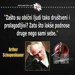 društvenost schopenhauer