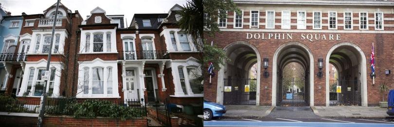 Elm Guest House i Dolphin Square - mjesta na kojima su se održavale VIP pedofilske orgije.