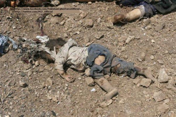 """Još jedan """"terorist"""" ili nevino dijete. Kako se SAD mogu opravdati nad zvjerstvima koje su same počinile? Bismo li mirno živjeli da je u pitanju dijete iz Europe? Postoji li zaista razlika između nevinog dijeteta iz naše države i recimo ovog ubijenog djeteta iz Pakistana."""