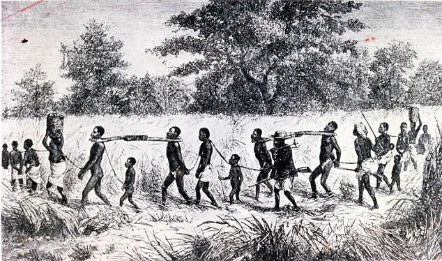 Lov na ljude u Africi je tijekom tri i pol stoljeća donosio ogroman profit.