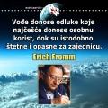Odluke vođa, Fromm