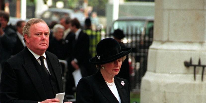 Osobni tajnik Margaret Tacher
