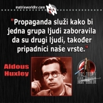 propaganda huxley