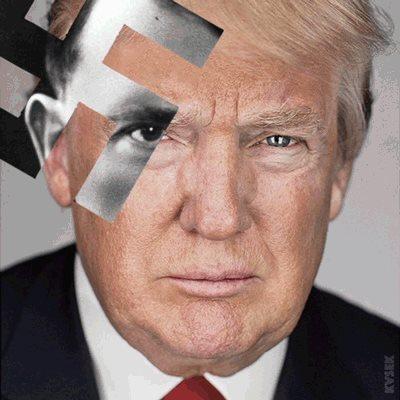 Nedugo nakon skupa u Orlandu, mediji su se počeli otvoreno pitati, je li Donald Trump novi Adolf Hitler?