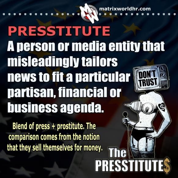 Medijske prostitutke ili