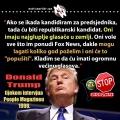 Donald Trump, kandidatura
