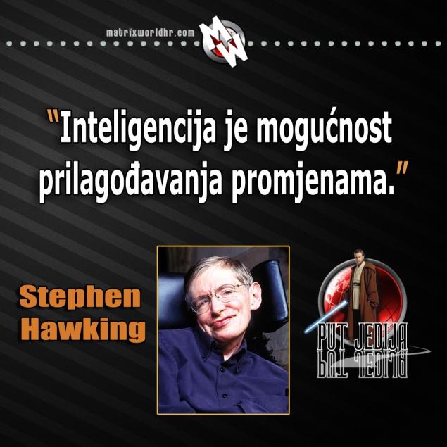 inteligencija hawking