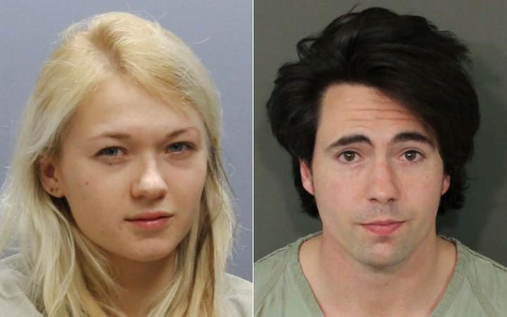 Marina Lonina & Raymond Gates, navodno sudjelovali u silovanju i snimanju maloljetnika, te distribuiranju snimke na Internetu.