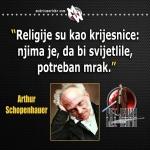 religije schopenhauer
