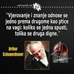 schopenhauer vjerovanje i znanje