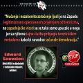 Snowden, pribjegavanje terorizmu