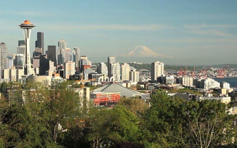 Savezna država Washington i Seattle se ponose čistom prirodom i zrakom, no nakon GM zaprašivanja, stvari će se zasigurno promijeniti, na gore.