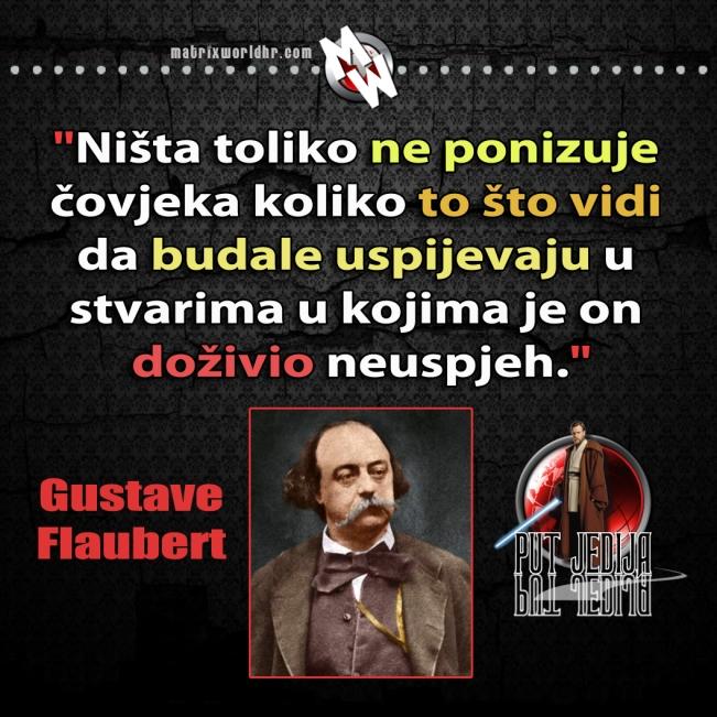 flaubert ponižavanje