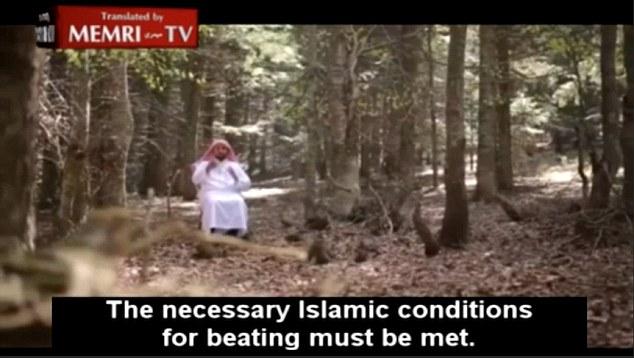 Popularan video o pravilnom kažnjavanju žena s tučenjem.