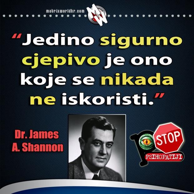 shannon cjepivo