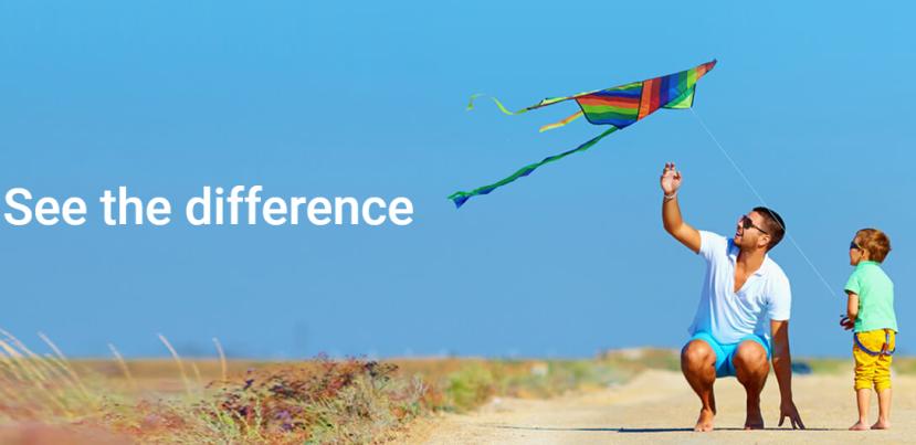 Vidi razliku, stoji u sloganu tvrtke EnChroma.