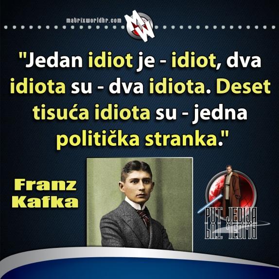 kafka idioti