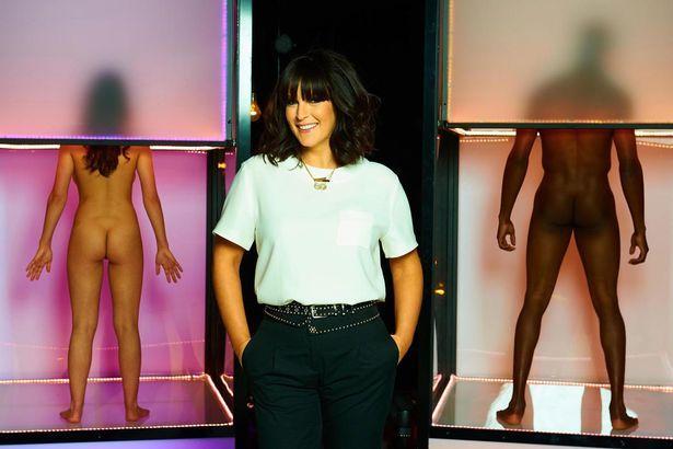 """Voditeljica nove """"zabavne emisije"""" Anna Richardson smatra kako će samci imati prilike izabrati nekoga po vlastitom ukusu, jer će vidjeti """"golu istinu""""."""
