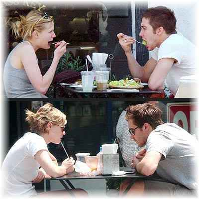 Harmonični parovi često nesvjesno oponašaju međusobne pokrete.