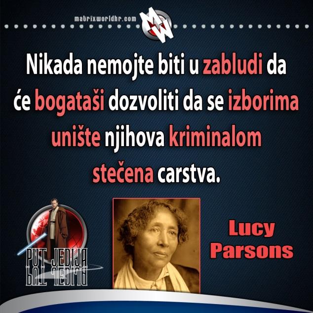 parsons izboriu i kriminalna carstva
