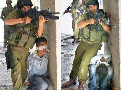 Koga je briga za ovo djijete koje koristi kao živi štit?