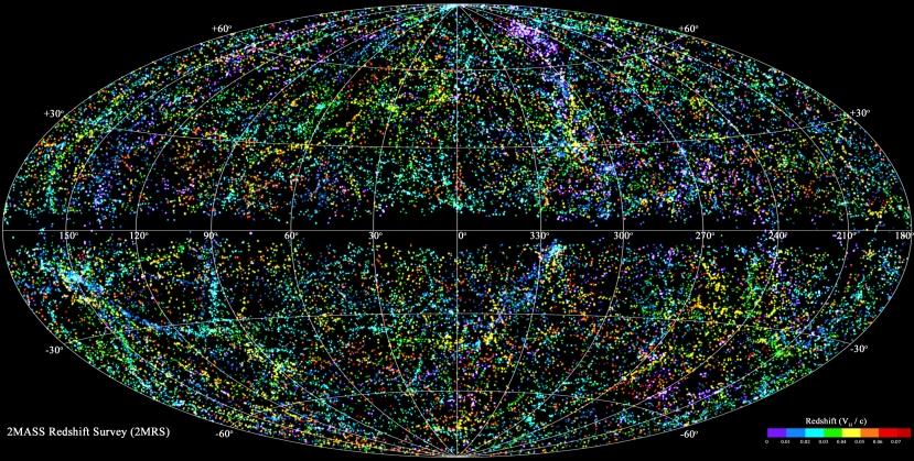 3D mapa svermia s najviše detalja izgleda ovako.