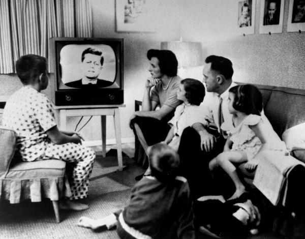Tipična američka obitelji iz generacije baby boomersa, tijekom 60-tih godina XX. vijeka.