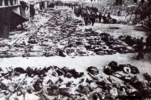 Masakr u Deir Yasinu.