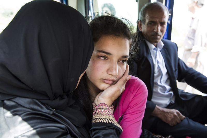 Dima al Wawi je najmlađa palestinska osuđena i zatočena u izraelskim zatvorima. Puštena je na slobodu jer izraleski zakon zabranjuje procesuiranje i osudu djeci mlađoj od 14 godina.