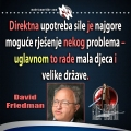 friedman-upotreba-sile