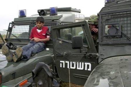 Mohammed Badwan je 2004. poslužio kao ljudski štit.