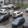 na-parkingu
