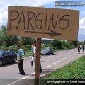 parging