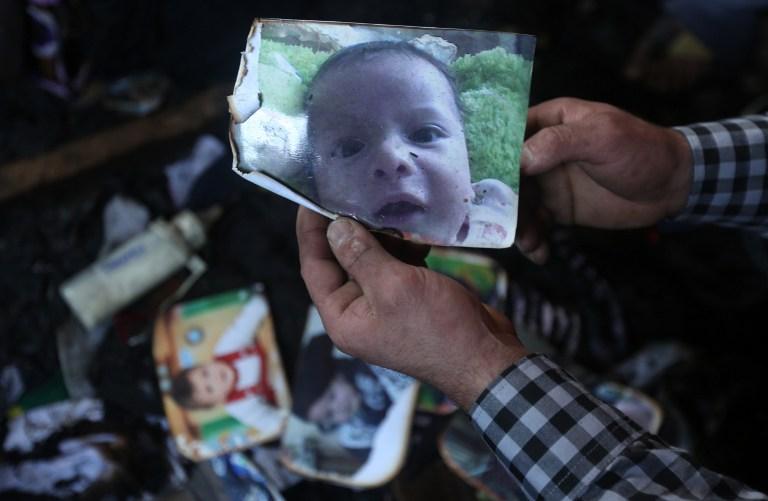 Najmlađa žrtva izraleksog ludila Ali Dawabsheh je spaljen zajedno sa svojim roditeljima i starijim bratom.
