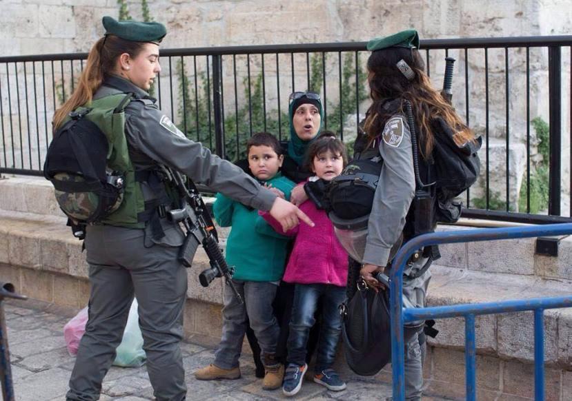 Palestinci su građani drugog reda u Izraelu, ali to nikoga ne zabrinjava.