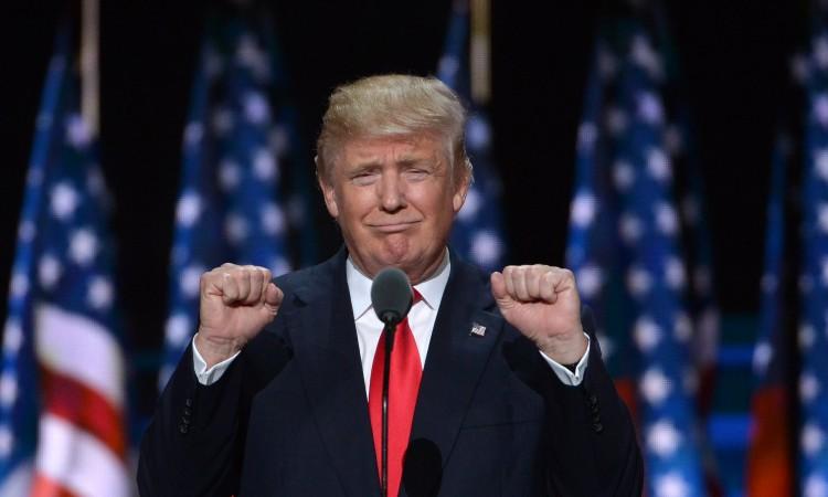 Donald Trump je novi predsjednik SAD-a.