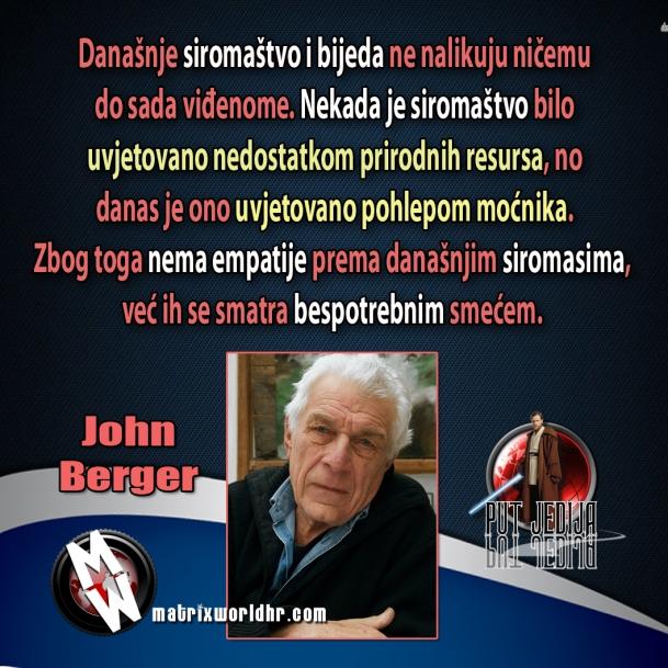 john-berger-siromastvo-uvjetovano-pohlepom