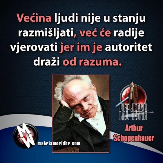 schopenhauer-vjerovanje-naspram-razmisljanja