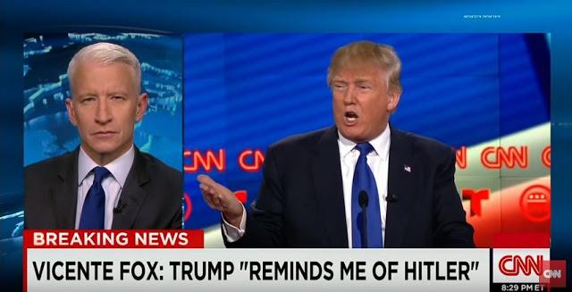 CNN: Trump me podsječa na Hitlera.