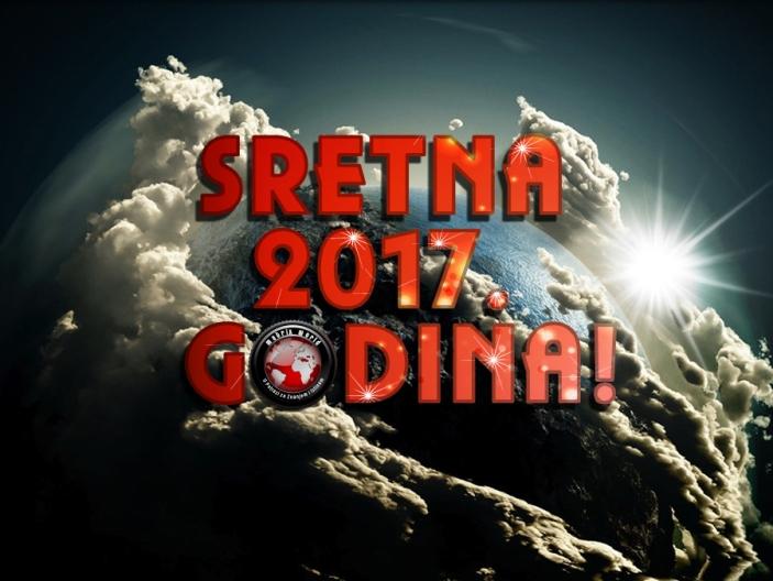 Sve najbolje za 2017. godinu od urednika Matrix Worlda.