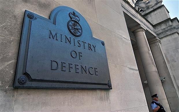 Britansko ministarstvo obrane je izgubilo najviše laptopa.