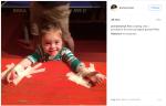 Jimmy Comet zapravo je James Alefantis. Ovo je njegova objava na Instagramu. 28 puta je lajkana.
