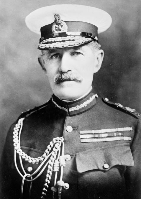 general Dorriedn je bio protivnik bilo kakvog primirja na zapadnom frontu.