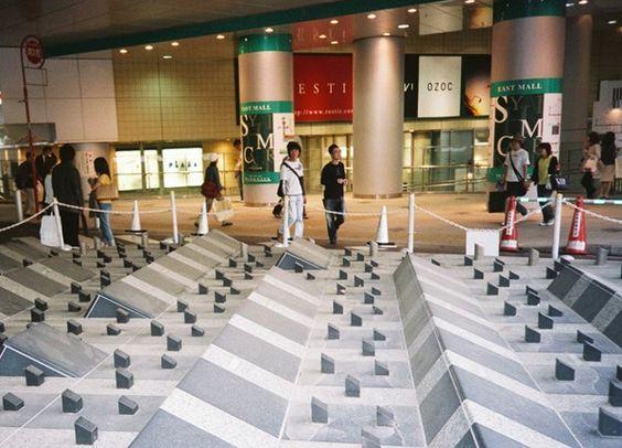 Japanske ideje za borbu protiv beskućnika.