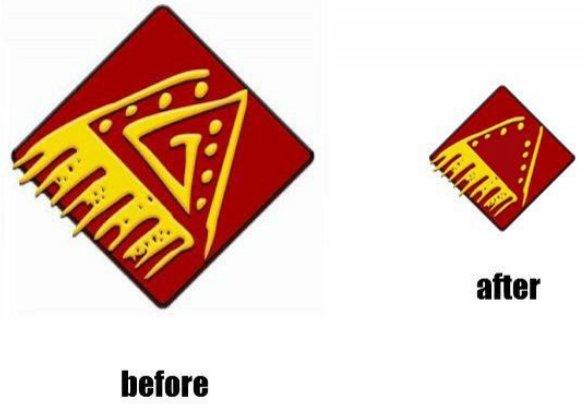 Na fotografiji vidite logo Besta Pizze iz centra Washingtona, prije i poslije Pizzagate skandala. Kako je moguće da jedna od najpoznatijih pizzerija u Washingtonu godinama nosi pedofilsko obilježje, a da to nitko nije shvatio iako je FBI objavio listu s pedofilskim znakovima?