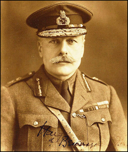 Sir Douglas Haig nije dozvoljavao nikakvoponavljanje primirja iz 1914.