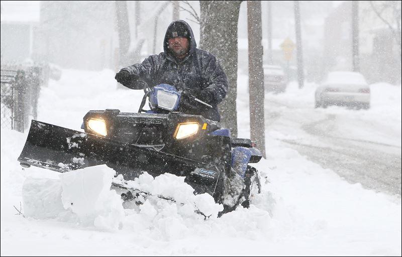 Uz obilan snijeg Sjevernu Dakotu muče i izrazito niske temperature.